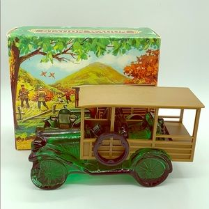 Avon Station Wagon Bottle with Box